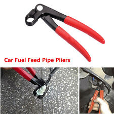 Universal Car Fuel Feed Pipe Plier Grips InLine Tubing Filter Service Tool 220mm