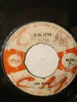 "Baba Brooks / Dotty & Bonny – Guns Fever / Don't Do It - 7"" Vinyl Single 1965"