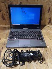 "New listing Fujitsu LifeBook T725 Laptop i5-5200U 2.2Ghz 128Gb Ssd 4Gb Ram 12.5"" Win 10 A241"