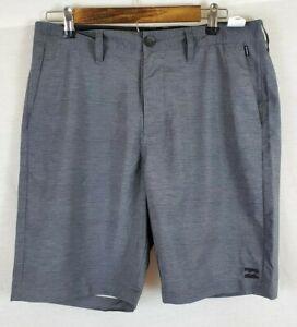 Size 32 - Billabong Submensibles Daily Hybrid Shorts Gray