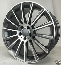 """20"""" STAGGERED WHEELS RIMS FOR MERCEDES S CLASS W221 W222 S550 2007 - PRESENT"""