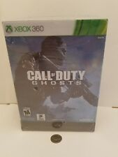 Call of Duty: Ghosts -- Hardened Edition (Microsoft Xbox 360, 2013)