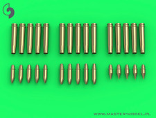 Master 1/35 German 2cm Ammunition (Cal. 20x138B) for Flak 30/38, KwK 30/38 # GM3