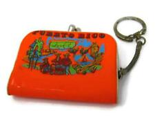 Vintage Keychain: Puerto Rico Coin Purse