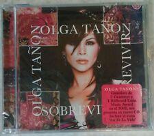 "SOBREVIVIR by OLGA TAÑON / TANON (CD, 2002 - USA - WEA) BRAND NEW, ""SEALED"""