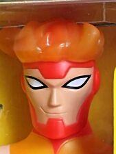 """Justice League's """"Firestorm"""" 12"""" Action Figure w/Updated Details & Power Suit"""