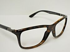 Authentic Ray-Ban RB 8352 6221/83 Tortoise Grey Sunglasses Frame $245