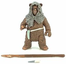 Star Wars: 30th Anniversary Collection 2007 ROMBA (EWOK WARRIOR) (TAC#43) -Loose