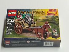 LEGO 9469 GANDALF ARRIVES LORD OF THE RINGS 83 PIECES NEW