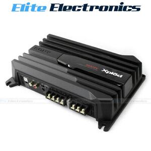 Sony XM-N502 1/2 Channel Stereo Power Amplifier