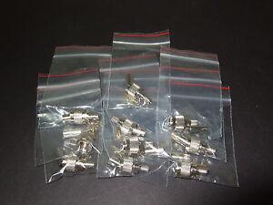 10pk -Mini UHF Male Crimp - RG58  (J)