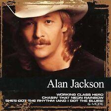 Collections Alan Jackson MUSIC CD