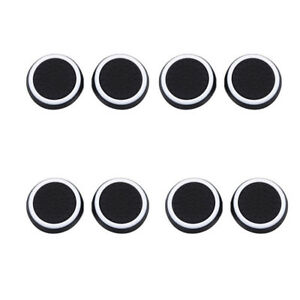 8pcs Silicone Analog Thumb Stick Grips Cap for Nintendo Switch PRO Controller