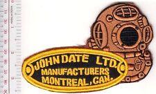 SCUBA Hard Hat Diving Canada John Date Diving Helmet Manufacturers Montreal QC b