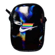 Nike Heritage BETRUE Small Items Bag LGBT+ Ltd Ed Rainbow Swoosh Logo Unisex 1 L