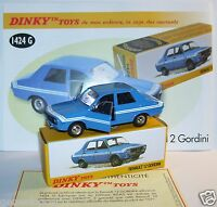 DINKY TOYS ATLAS RENAULT 12 GORDINI 1/43 REF 1424 G in BOX