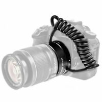 Meike MK-C-UP AF Macro Extension Tube Lens Reverse Adapter Ring for Canon DSLR
