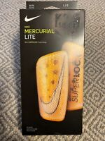 Nike Mercurial Lite With SUPERLOCK Technology Shin Guards