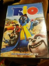 Rio DVD 2011 ~ With Special Features ~Brand new Factory Sealed!