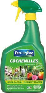Cochenille prêt à l'emploi Fertiligène - Pulvérisateur 800 ml