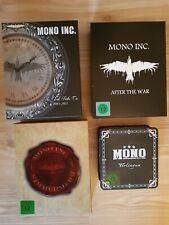 MONO INC.  4 Box-Sets