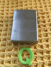 More details for genuine zippo lighter e iii 1987 engraved with sgt w j little iran/iraq war