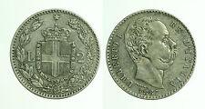 pci0342) Regno Umberto I Scudo lire 2 del 1887