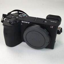 Sony a6600 Camera Body Used EX+