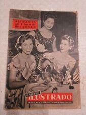 PORTUGUESE magazine year 1954 MISS Universe World candidates