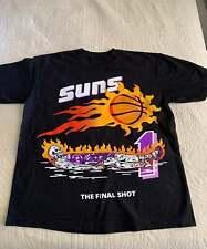Phoenix Suns The Final Shot Devin T Shirt Funny Black Vintage Gift For Men Women