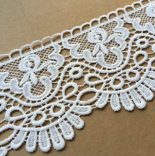 2 Yards embroidery Tassel lace decoration sewing clothing Wedding dress