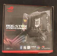 carte mère ASUS ROG STRIX Z490-G GAMING - NEUVE