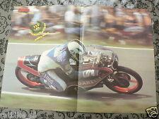 A168- ANGEL NIETO GARELLI 125 CC CHAMPION 1982 POSTER DUCADOS NO 1