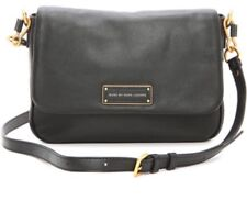 MARC BY MARC JACOBS TOO HOT TO HANDLE LEA LEATHER CROSSBODY BAG