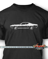1971 Plymouth GTX 440 Coupe Men T-Shirt - Multiple Colors & Sizes - American Car
