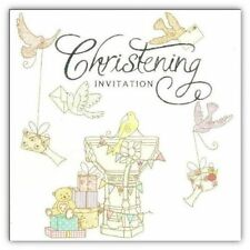 Christening Cards and Stationery without Theme