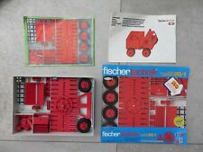 Fischertechnik - box 50/1 - 95 % complet - with box and manual