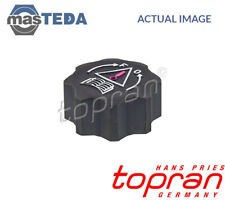 TOPRAN COOLANT EXPANSION TANK CAP 720 173 P NEW OE REPLACEMENT