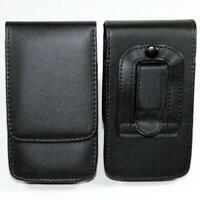 Vertikal Smartphone Handy Tasche Etui für Samsung Galaxy S10+ SM-G975F Holster