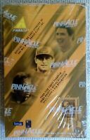 1995 PINNACLE QUARTERBACK COLLECTION UNOPENED 24 COUNT WAX PACK BOX