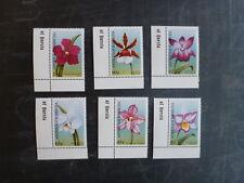 Nice Antigua Barbuda Mnh Songbirds 1984 Unmounted Mint 27643