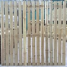 Paling Fence Panel - Pressure Treated 6ft x 4ft