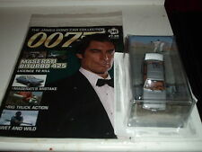 James Bond Car Collection 007 Aston Martin Db5 Goldfinger