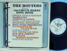 Routers play Chuck Berry song book ORIG US Promo LP VG+ '65 Warner MONO W1595