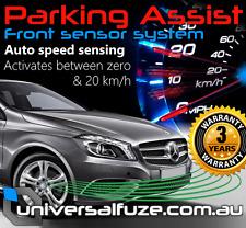 Auto speed sensing Plug & Play front parking sensor kit
