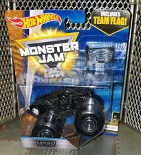 Mattel Hot Wheels Monster Jam 2/3 Black Out Max-D