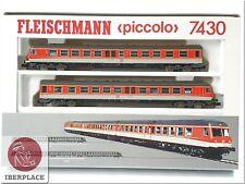 N 1:160 Scale Automotive Locomotive Trains Fleischmann 7430 Br 614 DB <