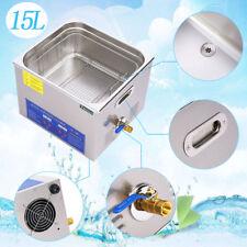 15L Ultrasonic Ultraschallreinigungsgerät Ultraschall Reiniger Digital MALL 05