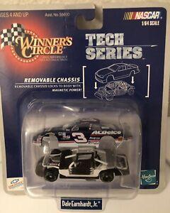 Nascar 1998 Winners Circle #3 Tech Series 1/64 Scale Dale Earnhardt Jr. ACDelco