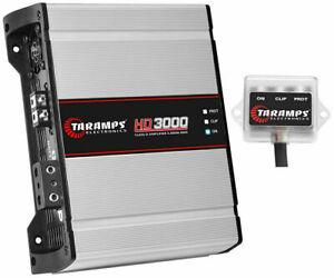 TARAMPS HD3000 1 OHM 3000 W Amplifier Car Audio Mono Amplifier Digital Amp Sound